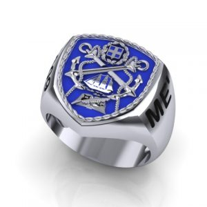 coast guard ring