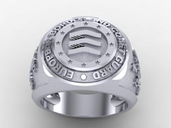 [:en]Frontex Silver Ring[:el]Frontex Ασημένιο Δαχτυλίδι Τάξης[:]